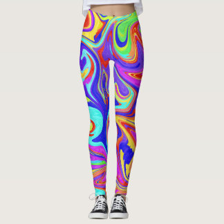 Colourful Leggings
