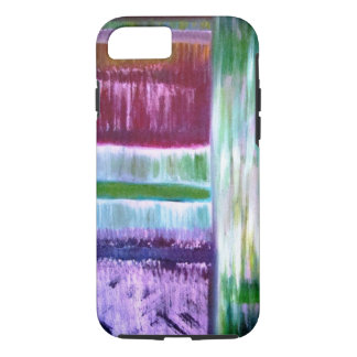 Colourful Lines iPhone 8/7 Case