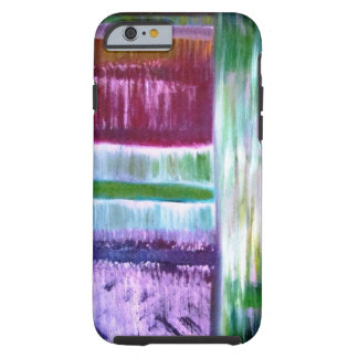 Colourful Lines Tough iPhone 6 Case