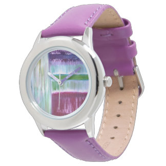 Colourful Lines Watch