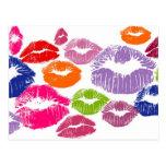 Colourful Lipstick Kisses Lip Colour