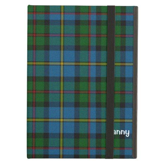 Colourful MacLeod Plaid Custom iPad Air 2 Case