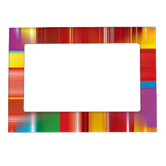 Colourful Magnetic Frame