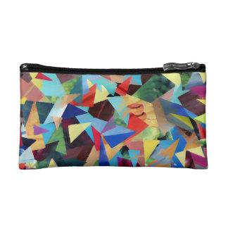 colourful makeup bag