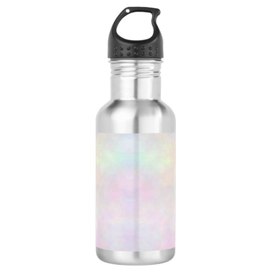 Colourful Marble Feeling Pattern 532 Ml Water Bottle