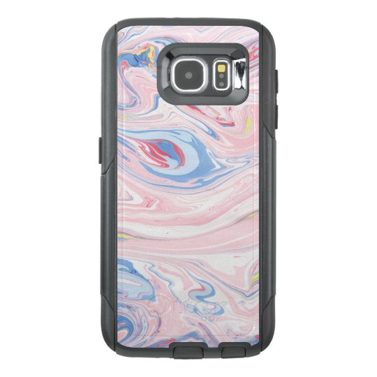 Colourful Marble Pattern OtterBox Samsung Galaxy S6 Case
