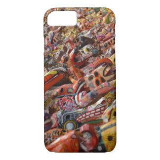 Colourful Mayan Masks Phone Case