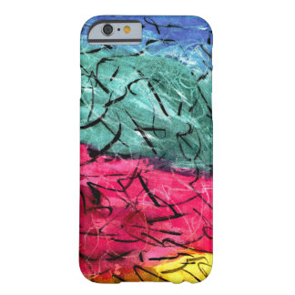 Colourful mess smartphone case