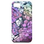 Colourful Mosaic Glass Phone Case