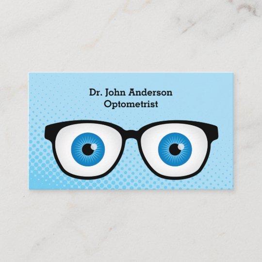Colourful optometrist business card zazzle colourful optometrist business card colourmoves