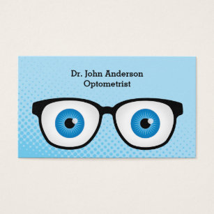 Optometrist business cards business card printing zazzle uk colourful optometrist business card colourmoves