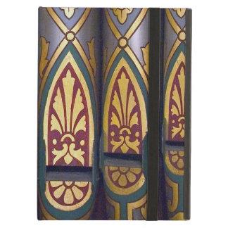 Colourful organ pipes ipad 2 case case for iPad air