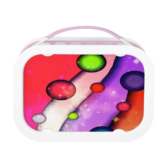 "Colourful Original Lunchbox ""Stargazer"""