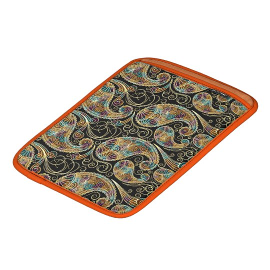 Colourful Ornate Elegant Vintage Paisley Sleeves For iPads