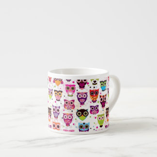 Colourful Owl Pattern For Kids 2