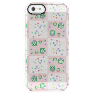 Colourful Owl Pattern For Kids iPhone 6 Plus Case