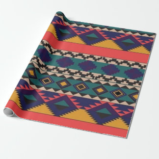Colourful Patter of love-Wrapping Paper
