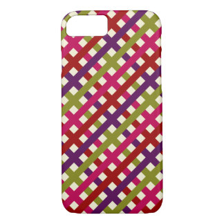 Colourful Pattern iPhone 7 Case