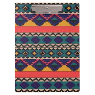 Colourful Pattern of Love-Clipboard Clipboard