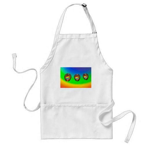 Colourful Pattern Products Aprons