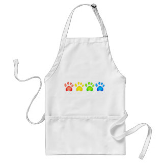 Colourful Paws Standard Apron