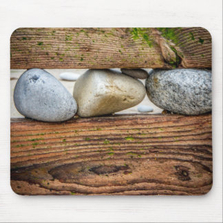 Colourful Pebbles Mouse Mat