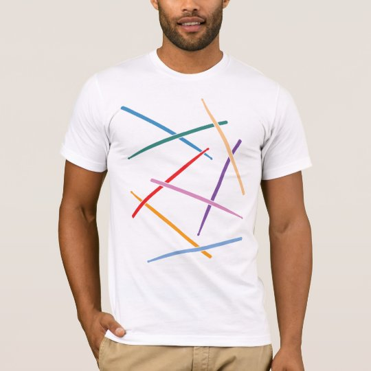 Colourful Percussion T-Shirt