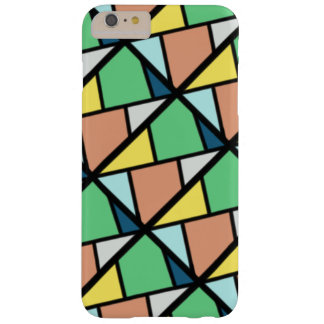 Colourful phonecase barely there iPhone 6 plus case