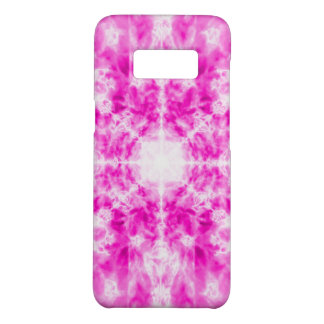 Colourful pink kaleidoscope pattern Case-Mate samsung galaxy s8 case