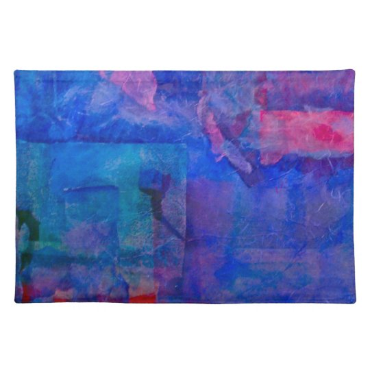 colourful placemat