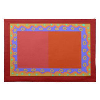Colourful Primitive designer > Placemats