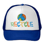 Colourful Recycling Cap