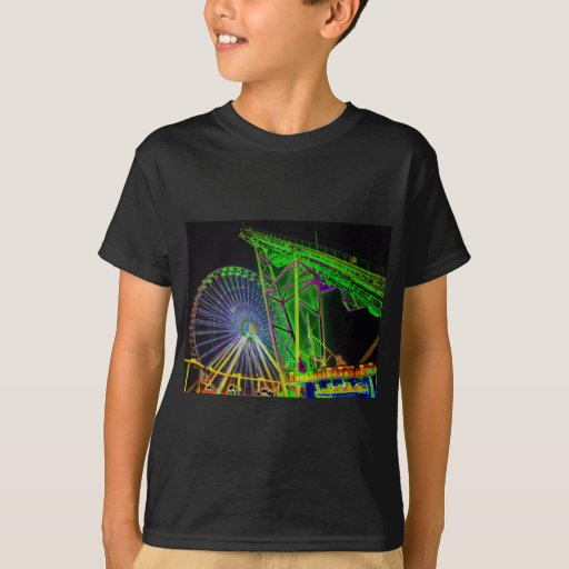 Colourful Rides Shirts