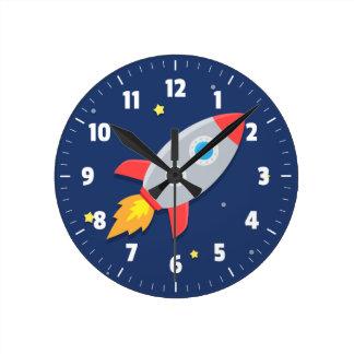 Kids Wall Clocks Zazzlecouk - Wall clock for kids room