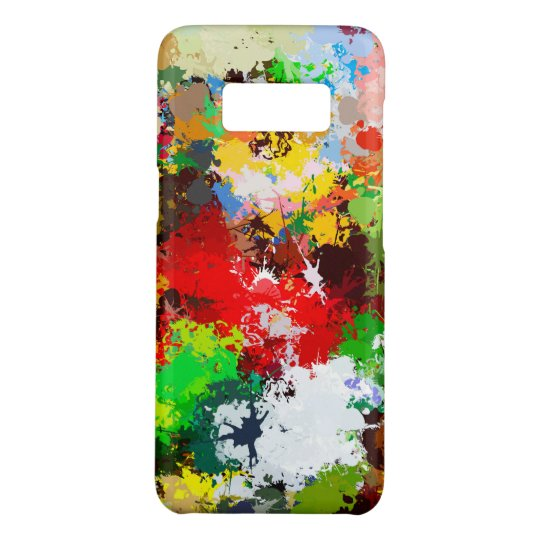 Colourful Samsung Galaxy S8, Barely Phone Case