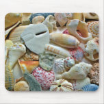 Colourful Shell Collection Mouse Pad