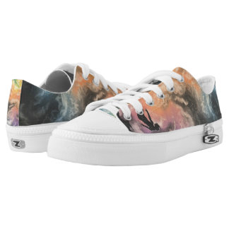 colourful sky dive low tops