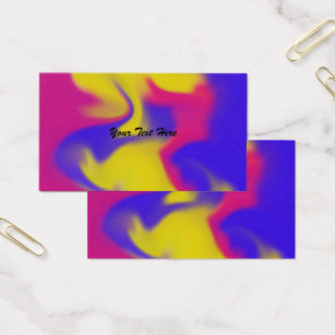 Spray painting business cards business card printing zazzle uk colourful smudge business cards colourmoves