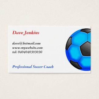 Colourful Soccer Balls