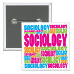 Colourful Sociology Buttons