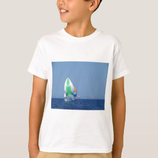 Colourful Spinnakers T-Shirt