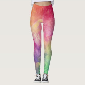 Colourful Sport Legging