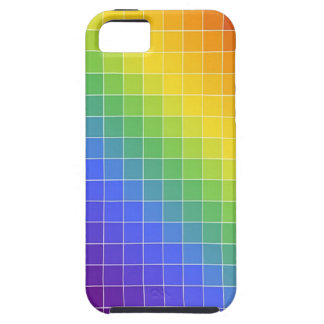 Colourful Square  iPhone 5/5S Case For The iPhone 5