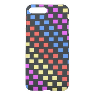 Colourful Squares iPhone 8 Plus/7 Plus Case