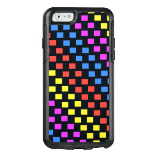 Colourful Squares OtterBox iPhone 6/6s Case