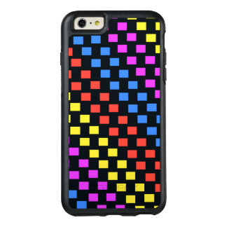 Colourful Squares OtterBox iPhone 6/6s Plus Case