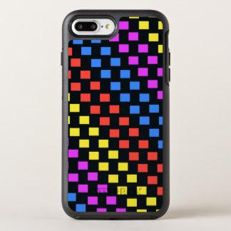 Colourful Squares OtterBox Symmetry iPhone 8 Plus/7 Plus Case