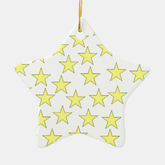 Colourful Stars Ornament