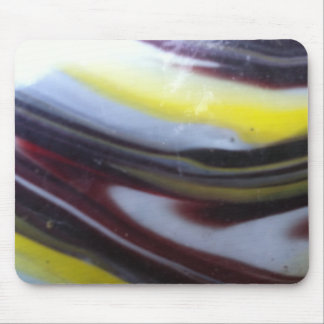 colourful stone mouse pad
