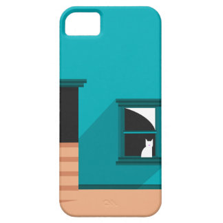 Colourful Street iPhone 5 Case